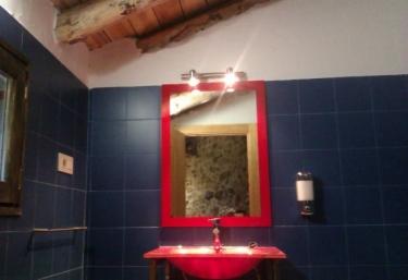 Cuarto de baño de la casa