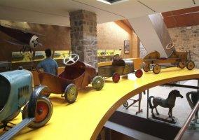 Museo de Juguetes y Autómatas