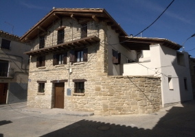 Casa Mata - Luna, Zaragoza