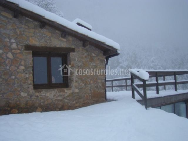 Cal viudo casas rurales en la pedra lleida - Casas rurales lleida piscina ...