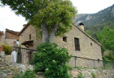 Cal Viudo - La Pedra, Lleida