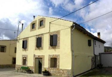 Casa La Abuela - Esteras De Medinaceli, Soria