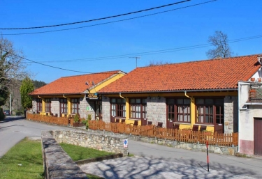 Albergue Punta Pestaña - Villahormes, Asturias