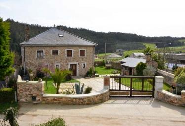 Castro de Villaosende - Santalla, Lugo