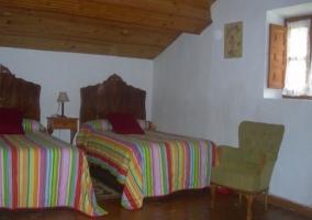 Casa en la aldea El Coallu