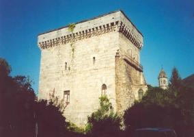 Torre Zabaleta del pueblo
