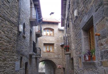 Casa rural o Trujar - Camporrotuno, Huesca