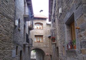 Casa rural o Trujar