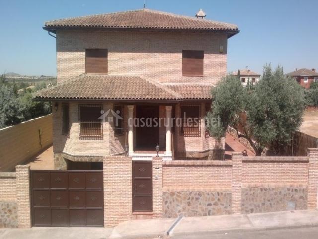 Ducado de arg s casas rurales en arges toledo - Casas rurales en la provincia de toledo ...