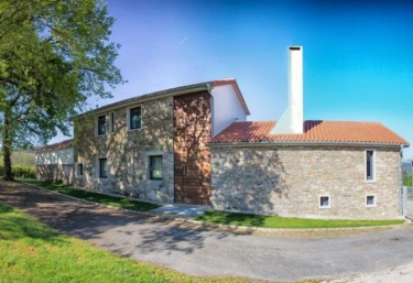 Casa - A Casa do Viveiro - Boimorto, A Coruña