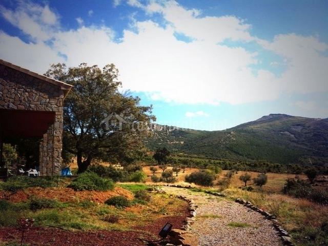 Casa rural abuela demetria casas rurales en hontanar - Casa rural montes de toledo ...