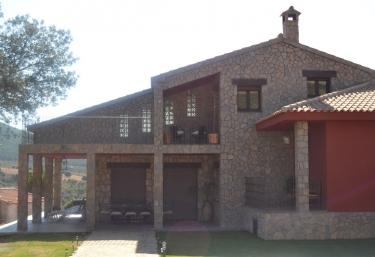 Casa Rural Abuela Demetria - Hontanar, Toledo
