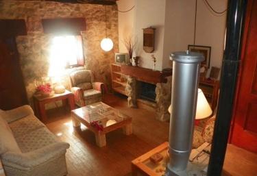 La Casa Escondida - Cogeces Del Monte, Valladolid