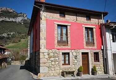 Casas rurales con chimenea en poo de cabrales for Casa rural con chimenea asturias