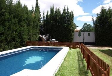 Casa Rural Doña Jimena - El Robledo, Ciudad Real