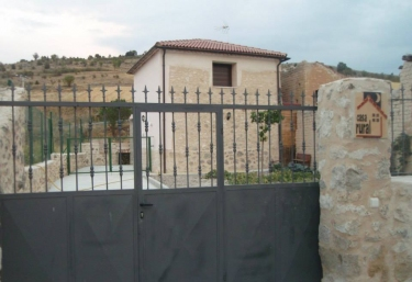 Casa Rural Río Duratón - Laguna De Contreras, Segovia