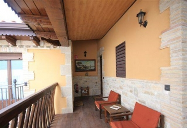 Apartamento A - Abarzuza, Navarra