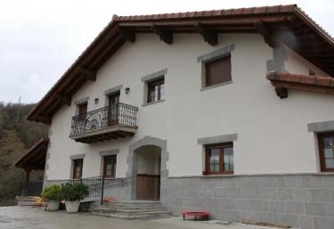 Sarobetxea - Larrayoz, Navarra