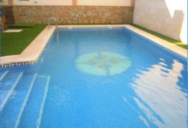 Casas rurales con piscina en san carlos del valle - Piscina san carlo ...