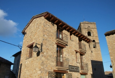 El Palacete de Aínsa Apartamento A - Ainsa, Huesca