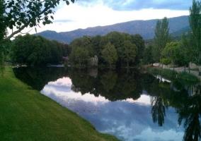 Zona del río Alberche