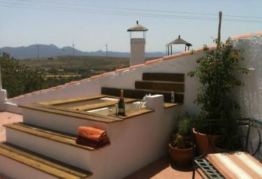 Casa Niwalas - Niguelas, Granada