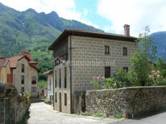Casa sober n casas rurales en arenas de cabrales asturias - Casa rural cabrales ...