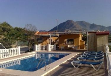 Casas rurales en callosa d 39 en sarri for Casas rurales alicante con piscina