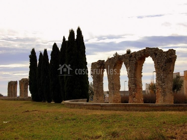 Arquitectura romana de Sant Jaume Dels Domenys