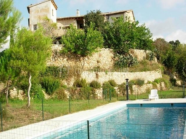 masia vallfort en sant jaume dels domenys tarragona