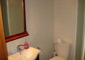 Cuarto de baño de dormitorio