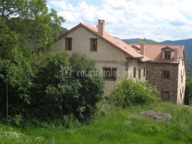 La solana casas rurales en bocigano guadalajara - Casas rurales guadalajara baratas ...