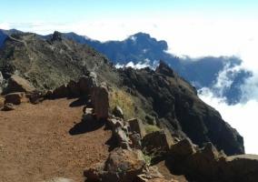 senderismo en gran altitud