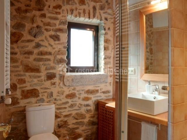 Baño de una de las habitaciones