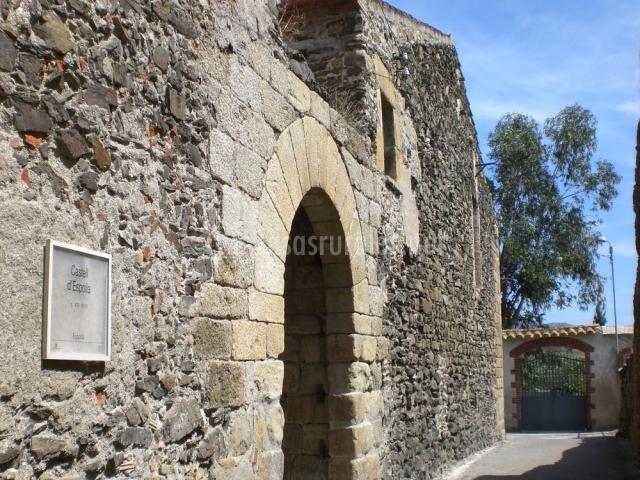Castillo de Espolla