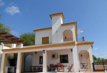 Villa José - Comares, Málaga