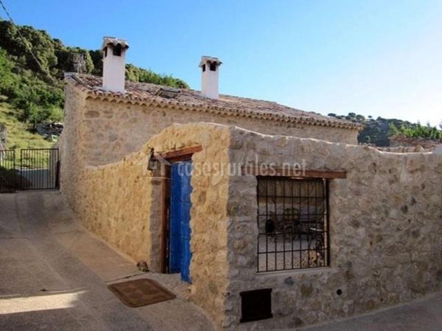Casa rural alkaras casas rurales en pontones ja n - Casa rural pontones ...