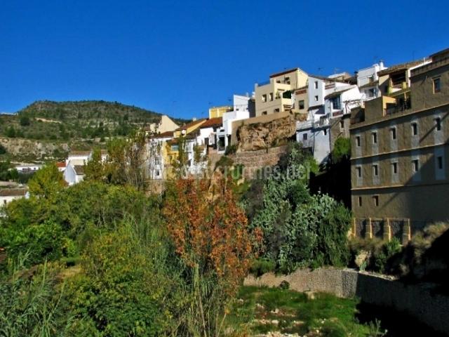 Mirador del valle en bicorp valencia - Casas baratas en pueblos de valencia ...