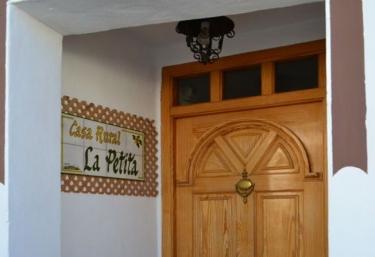 Casa La Petita - Tibi, Alicante