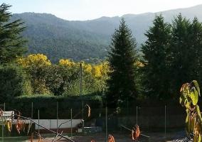 paisaje exterior