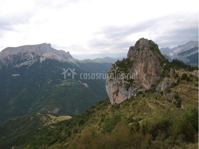 Zona de montaña de nuestro entorno