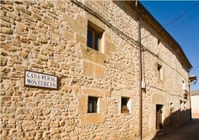 Casa Rural Montedeio