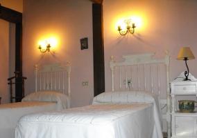 Suite con dos camas