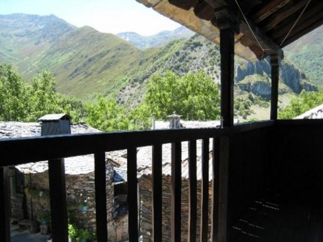 Vistas de la terraza en la planta superior