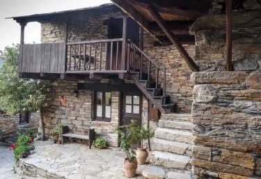 Casa Elba - Peñalba De Santiago, León