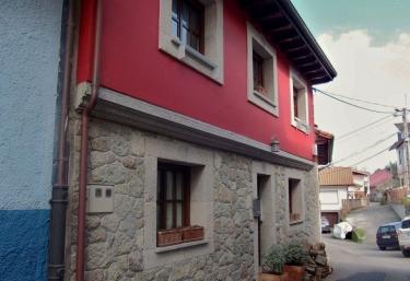 Casa El Pontón - Cue, Asturias