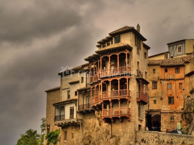 La casa vieja casas rurales en cuenca capital cuenca - Casa rural casavieja ...