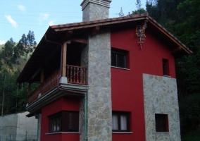 La Casa de los Escudos - Ribadesella, Asturias
