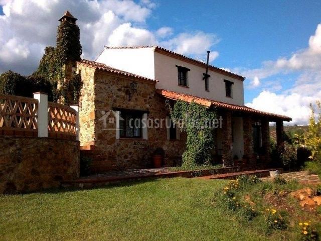 La casa del alto en san vicente de alcantara badajoz - Casa rural san vicente de alcantara ...