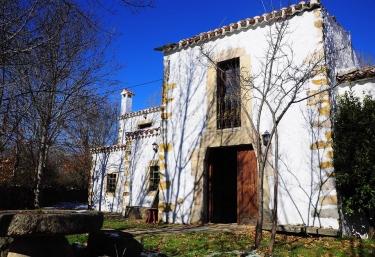 El Molino Blanco del Razón - Molinos De Razon, Soria